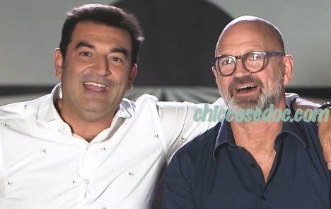 """""""PECHINO EXPRESS 8"""" - Max Giusti ed il collega Marco Mazzocchi, i #GLADIATORI.."""