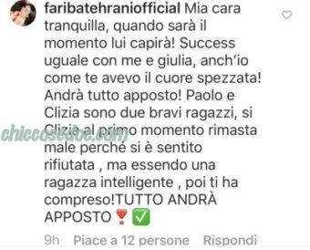"""""""GRANDE FRATELLO VIP 4"""" - Fariba Tehrani"""