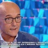 """""""GRANDE FRATELLO VIP 4"""": ALFONSO SIGNORINI A """"VERISSIMO"""" ANTICIPA I PROSSIMI RITORNI NELLA """"CASA"""" DEL FIDANZATO DI ANTONELLA ELIA E DI MIRIANA TREVISAN. E SU PAOLO CIAVARRO E CLIZIA INCORVAIA PRONOSTICA.. """"SONO BELLI E MOLTO VERI. CERCHIAMO DI RISPETTARE I LORO TEMPI, SECONDO ME CI DARANNO MOLTA SODDISFAZIONE"""""""