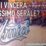 """""""AMICI 19"""": LE NOVITA' SUL """"SERALE"""" DALLA CONFERENZA STAMPA DI PRESENTAZIONE DEL TALENT.. ED I NOMI CONFERMATI (MA ANCHE SMENTITI) IN GIURIA.."""
