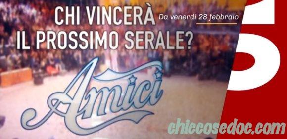"""""""AMICI 19"""" - Le novità dalla conferenza stampa di presentazione ed i nomi confermati (ma anche smentiti) in giuria.."""