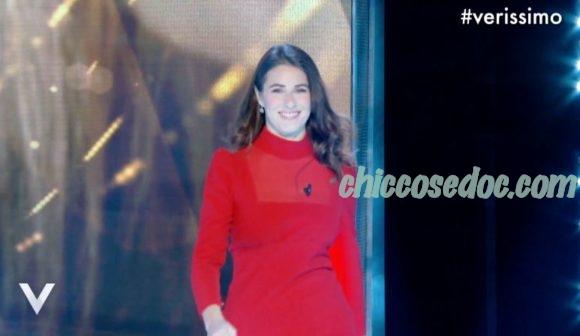 """VERISSIMO"" - Diana Del Bufalo ospite"