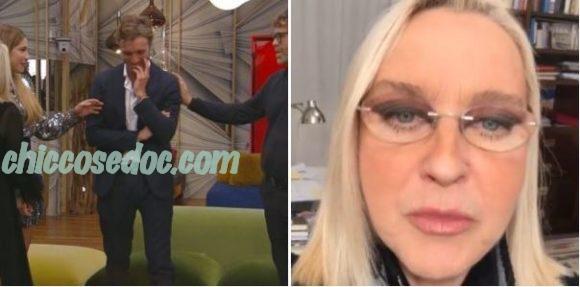 """""""GRANDE FRATELLO VIP 4"""" - Clizia Incorvaia a tu per tu con i genitori di Paolo Ciavarro, Massimo Ciavarro ed Eleonora Giorgi.."""