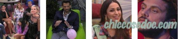 """""""GRANDE FRATELLO VIP 4"""" - Dodicesima puntata"""