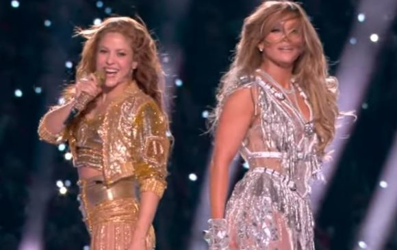 """SUPER BOWL 2020"" - Shakira e Jennifer Lopez.."