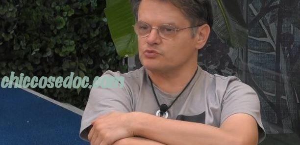 """""""GRANDE FRATELLO VIP 4"""" - Aristide Malnati"""