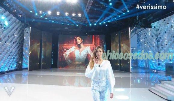 """VERISSIMO"" - Belen Rodriguez ospite"