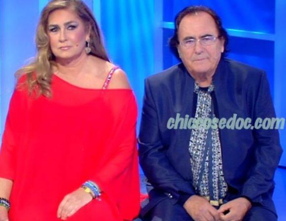 """C'E' POSTA PER TE"" - Al Bano Carrisi e Romina Power ospiti.."