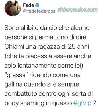 """""""GRANDE FRATELLO VIP 4"""" - Federico Rossi"""