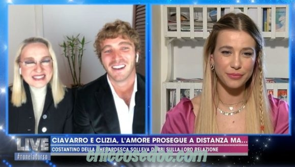 """""""GRANDE FRATELLO VIP 4"""" - Clizia Incorvaia"""
