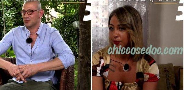 """""""TEMPTATION ISLAND"""" - Il filmato di presentazione della quarta coppia """"nip"""" in gioco, Sofia e Alessandro.."""
