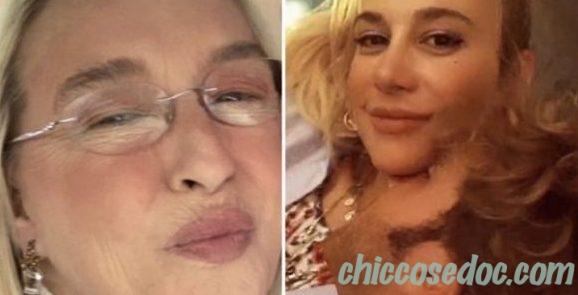 """Eleonora Giorgi, dalle pagine di """"Novella 2000"""", svela la reunion già avvenuta con il figlio Paolo Ciavarro e la fidanzata di lui, Clizia Incorvaia.."""