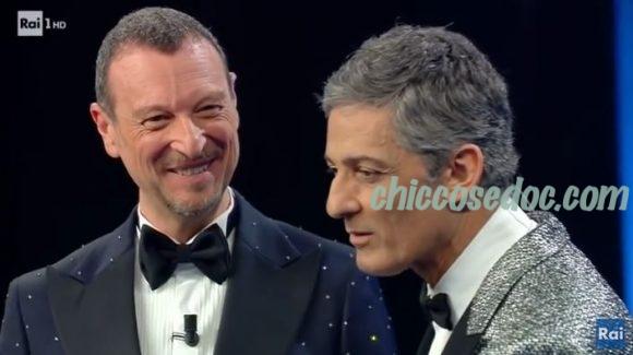 """""""SANREMO 2021"""" - In onda a Marzo, con la conduzione riconfermata ufficialmente di Amadeus e, al suo fianco, Fiorello.."""