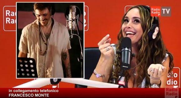 Francesco Monte in radio,