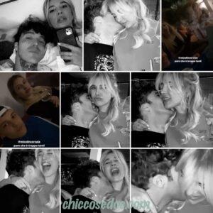 """<b>""""GRANDE FRATELLO VIP 4"""" - Clizia Incorvaia, nel rispondere alle domande dei followers sulla nuova vita iniziata a Roma con il fidanzato Paolo Ciavarro..  Fonte: Instagram Stories</b>"""