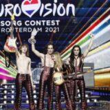 """""""EUROVISION SONG CONTEST 2021"""" – I """"MANESKIN"""" COMPIONO L'IMPRESA E RIPORTANO LO SCETTRO IN ITALIA, ANCHE CON IL SUPPORTO SOCIAL DI CHIARA FERRAGNI.."""