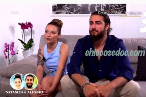 """""""TEMPTATION ISLAND 9"""": IL FILMATO DI PRESENTAZIONE DELLA QUINTA COPPIA """"NIP"""" IN GIOCO.. NATASCIA E ALESSIO (VIDEO)"""