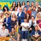 """""""GRANDE FRATELLO VIP 6"""": IL RESTO DEI NOMI UFFICIALMENTE NEL CAST, IN POSA AL GRAN COMPLETO DALLA COPERTINA ESCLUSIVA DI """"TV SORRISI E CANZONI"""".."""